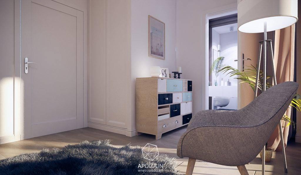 dom-na-skraju-lasu sypialnia (3)