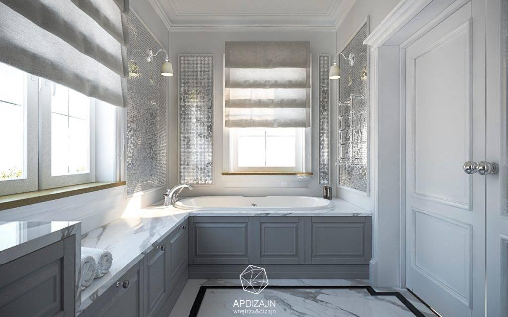 nowojorski-glamour łazienka-główna
