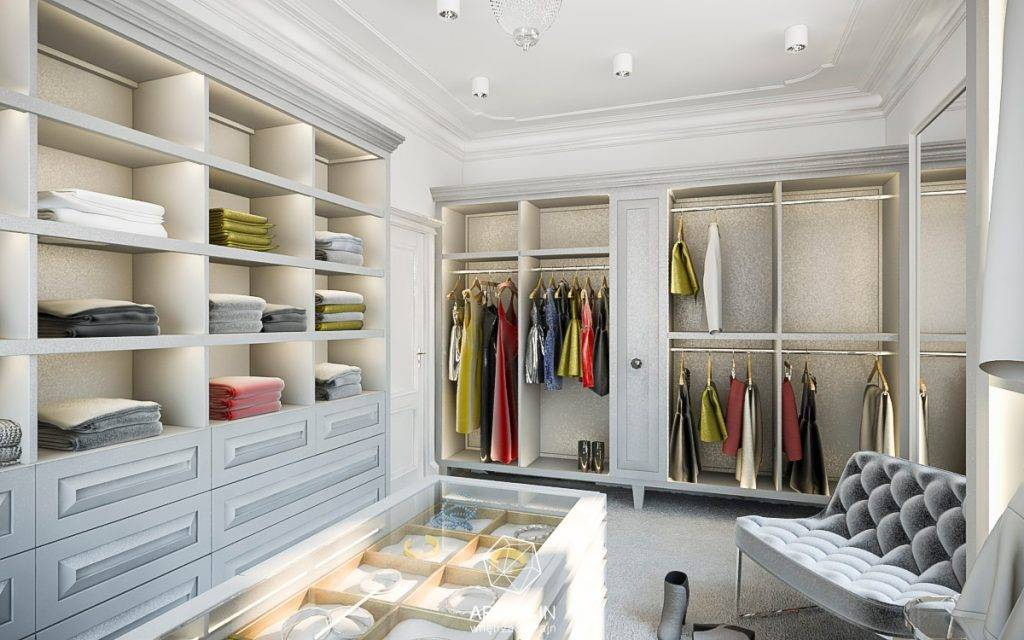 nowojorski-glamour garderoba