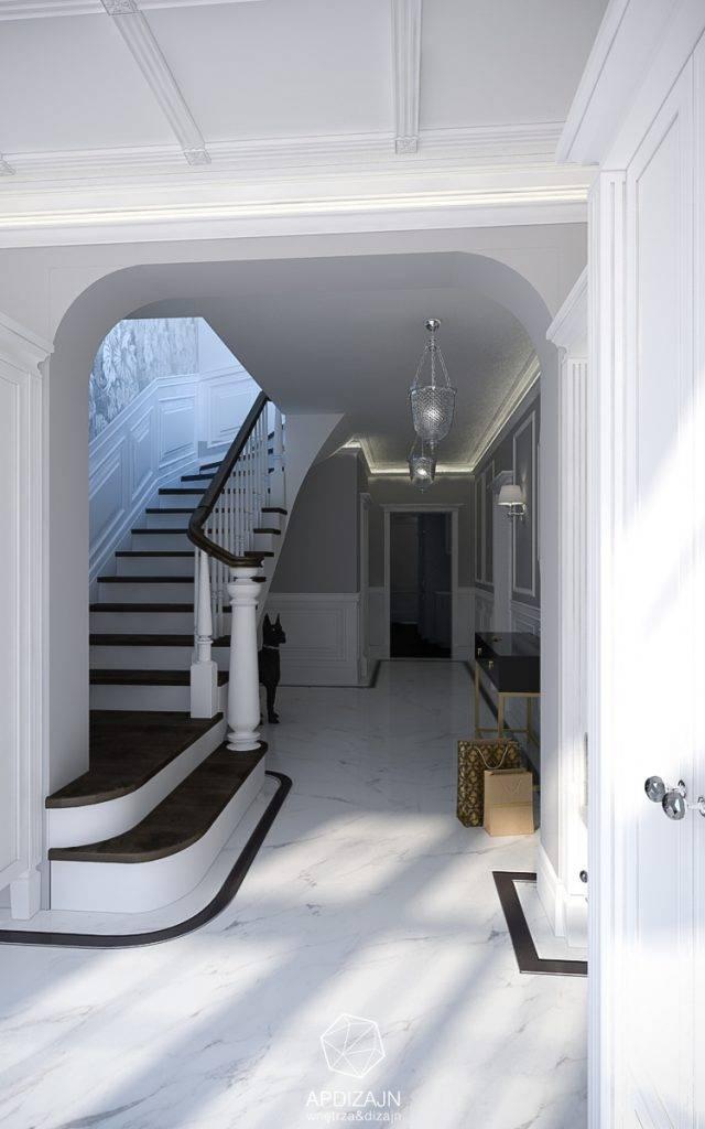 nowojorski-glamour korytarz