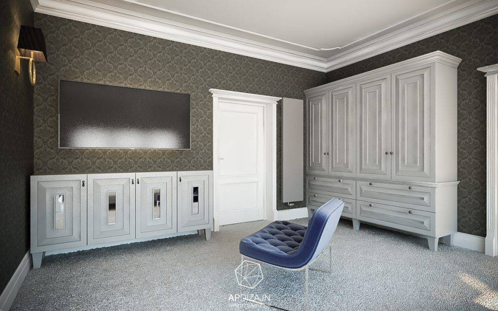 nowojorski-glamour sypialnia