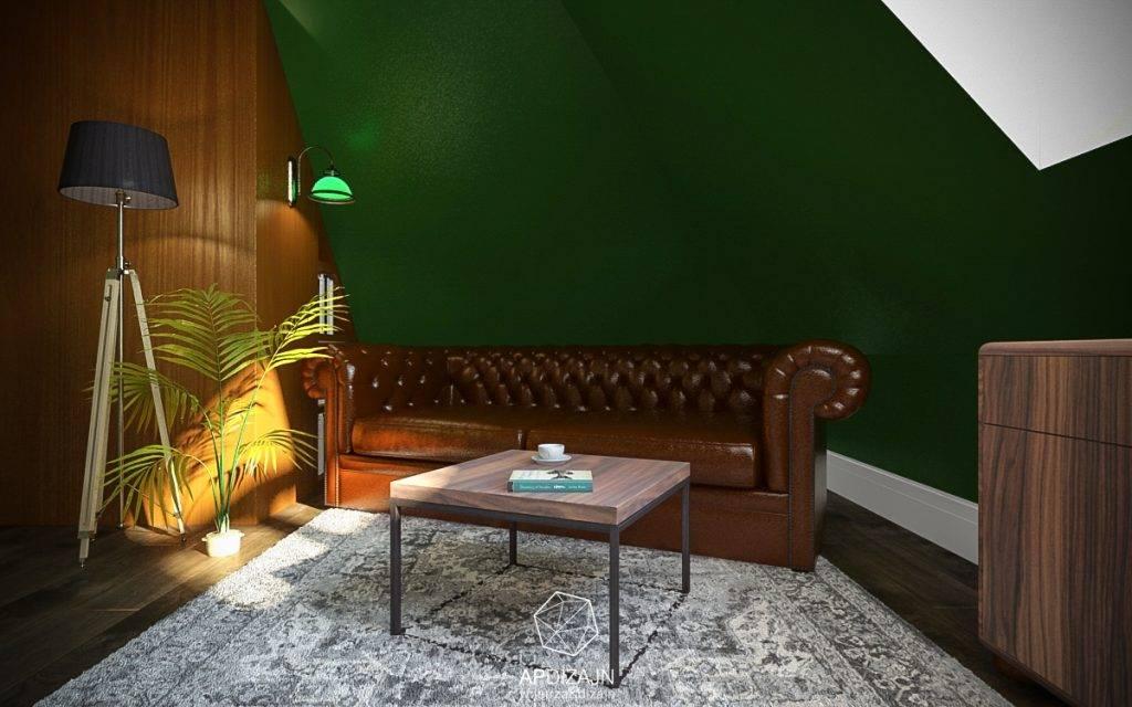 nowojorski-glamour sypialnia-syna